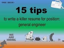 general engineer resume general engineer resume sample pdf ebook free download