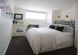 Easy Tips To Help Create The Perfect Basement Bedroom Awesome Basement Makeover Ideas