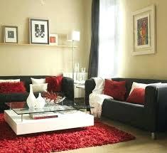 exquisite design black white red. Exquisite Design Red Black And White Living Room Decor View In Gallery Grey Exquisite Design Black White Red H
