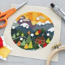 Easy Cross Stitch Patterns Simple Best Easy Cross Stitch Patterns Products On Wanelo