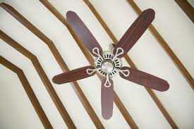 ceiling fan wobbling