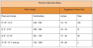 Womens Bike Size Guide Best Road Bike Road Bike Women