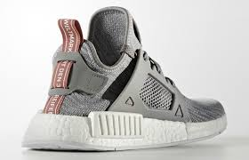 adidas shoes nmd grey. adidas nmd xr1 primeknit solid grey shoes nmd .