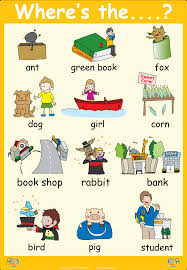 Free Wall Posters Childrens Songs Childrens Phonics