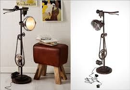 really cool floor lamps. Perfect Floor Retro Vintage Industrial Upcycled Bicycle Standing Floor Lamp  Cool Floor  Lamps For Really Cool Lamps