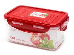 <b>Контейнер</b> для хранения <b>еды OURSSON</b> пластиковый ...