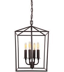 jvi designs 1141 08 austin 4 light 12 inch oil rubbed bronze foyer lantern ceiling