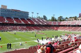 Stanford Stadium Section 137 Rateyourseats Com