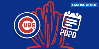 Cubs 2020 Spring Training Schedule Chicago Cubs