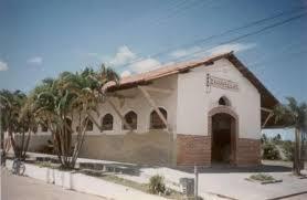 Caravelas -- Estações Ferroviárias do Estado da Bahia