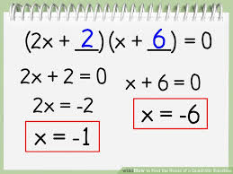 image titled find the roots of a quadratic equation step 17