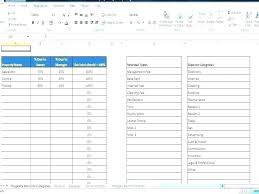 Income And Expense Template Income And Expenses Spreadsheet Template