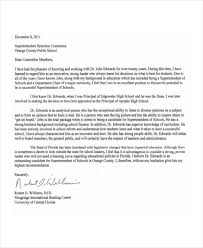 Sample College Reference Letters 6 College Reference Letter Templates Free Sample Example Format
