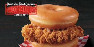 Kentucky Fried Chicken Tests Fried Chicken And Donut Sandwich