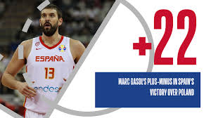 Spain is relying on Marc Gasol and ...