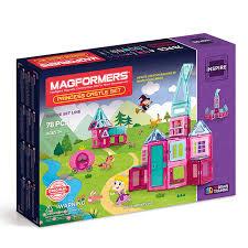 Купить <b>магнитный конструктор Magformers</b> 704004 <b>Princess</b> ...