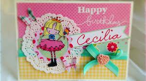 tarjetas de cumplea os para ni as tarjetas de cumpleaños diy ideas creativas y diseños originales