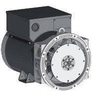 mecc alte ecp series 4 pole generator