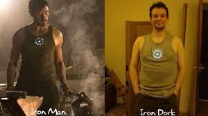 Iron Man Chest Light Diy Diy Iron Man Arc Reactor Doesnt Run On Martinis
