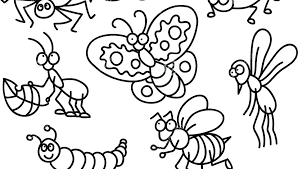 Lady Bug Coloring Sheet Bug Coloring Bigtimeoffers Co