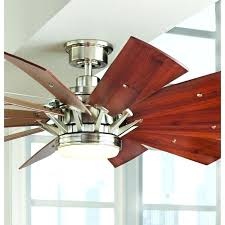 home decorators collection home decorators collection in led brushed nickel ceiling fan home decorators collection 6