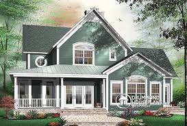 drummond house plans. Fine Plans Country Cottage Style House Plan With 4 Bedrooms Home No 3926 By  Drummond In House Plans N