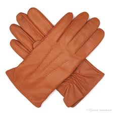 2019 harssidanzar mens luxury italian sheepskin leather gloves vintage finished wool lined tan color from harssidanzar 25 01 dhgate com