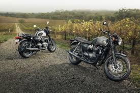 2016 triumph bonneville t120 australian motorcycle news