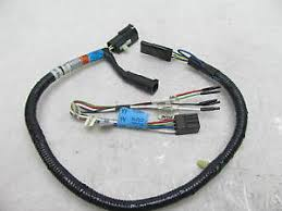 oem ford 4 pin trailer wiring harness xf2z15a416ba for 1999 2003 image is loading oem ford 4 pin trailer wiring harness xf2z15a416ba