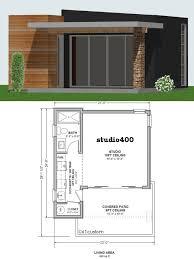 Image Backyard Studio400 Tiny House Plan 61custom Southern Living House Plans Studio400 Tiny Guest House Plan 61custom Contemporary Modern
