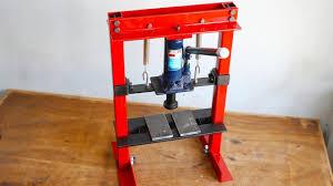 howtomake hydraulicpress