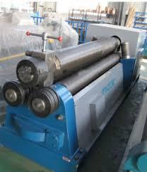 China W11 16x3200 Metal Sheet Steel Plat Mechanical 3 Roller