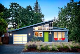 mid century modern front porch. View In Gallery Colorful Seating Near A Front Entrance Mid Century Modern Porch E