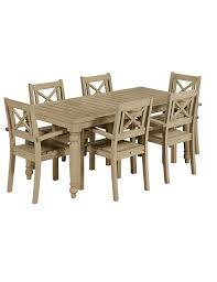 Dahlia Dining Table   Chairs MS - Marks and spencer dining room chairs