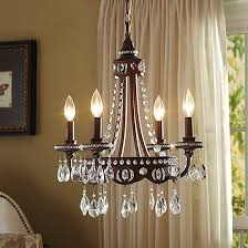 quoizel european style 4 arm chandelier qmc404bo from the queensgate crystal collection