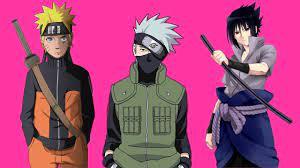 Naruto Kakashi Sasuke - Simply Speed ...