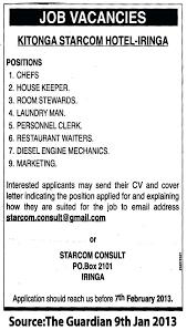 Waiters Job Description What Is The Job Description For Captain ...