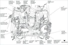 ford 4 6 v8 engine diagram awesome 86 ford engine diagram wiring