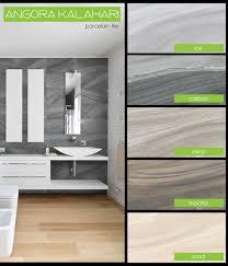 tierra sol angora kalahari veining texture porcelain tile ice carbon mica mocha sand 12x24 bathroom contemporary