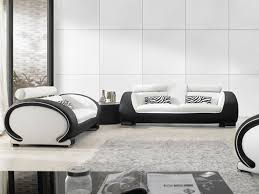 interior black white zebra sofa cushions on white black fabric sofa added by grey fur