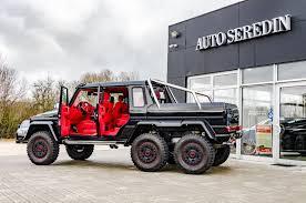 mercedes 6x6 brabus interior. Modren Interior MercedesBenz G 63 AMG 6X6 BRABUS 700HP ONE OF  With Mercedes 6x6 Brabus Interior
