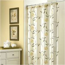 Curtains & Drapes : Amazing Waterproof Shower Window Curtain ...