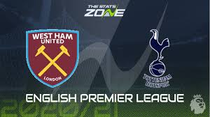 2020-21 Premier League – West Ham vs Tottenham Preview & Prediction - The  Stats Zone