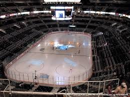 Sap Center View From Upper Level 207 Vivid Seats