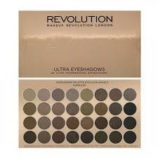 makeup revolution flawless matte ultra eyeshadows opinie makeup revolution ultra palette 32 flawless matte paleta cieni