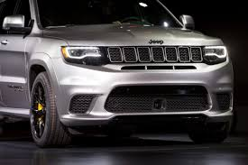 2018 jeep yellow.  jeep 2018 jeep grand cherokee trackhawk review first impressions and photo  gallery  news carscom throughout jeep yellow