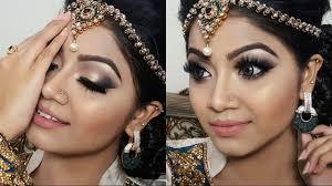 trendy wedding makeup tutorial asian indian deshi bridal makeup tutorial