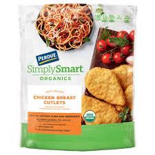Tyson Naturals Lightly Breaded Chicken Strips Perdue Simply Smart Organics Lightly Breaded Chicken Breast