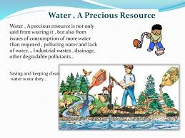 how to write a good water a precious resource essay because of the shortage of water people use water from unsafe sources