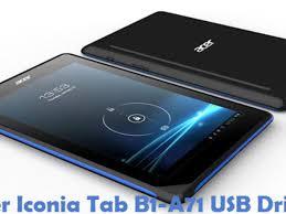 Acer Iconia Tab B1-A71 USB Driver ...